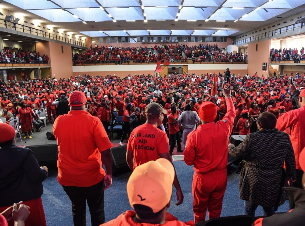 ANC voters' minds have been 'arrested': Julius Malema
