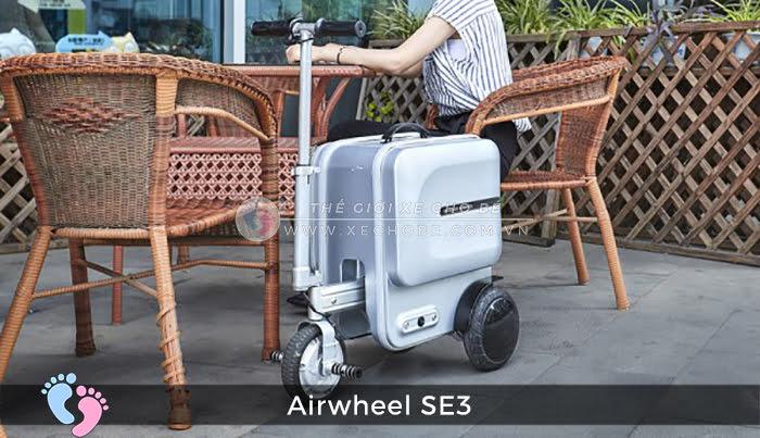 Vali chạy điện thông minh Airwheel SE3 5