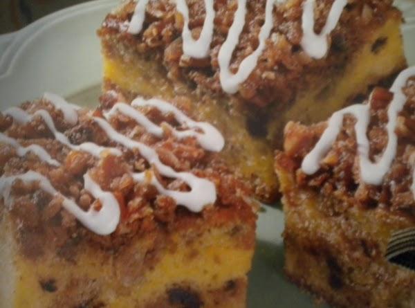 Streusel Coffeecake Recipe