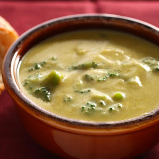 Broccoli and Cheddar Soup