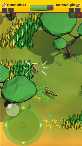 Savanna Battleground u2013 Hide and Seek android2mod screenshots 1