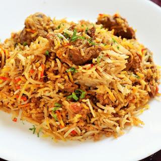 Indian Mutton Biryani Recipe-Recipe for mutton biryani