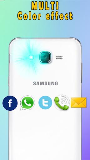 Color Flash Light Alert Calls 2.8 screenshots 9