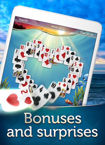 Magic Solitaire - Card Game modavailable screenshots 12