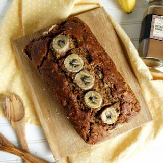 The Perfect {vegan} Banana Bread.
