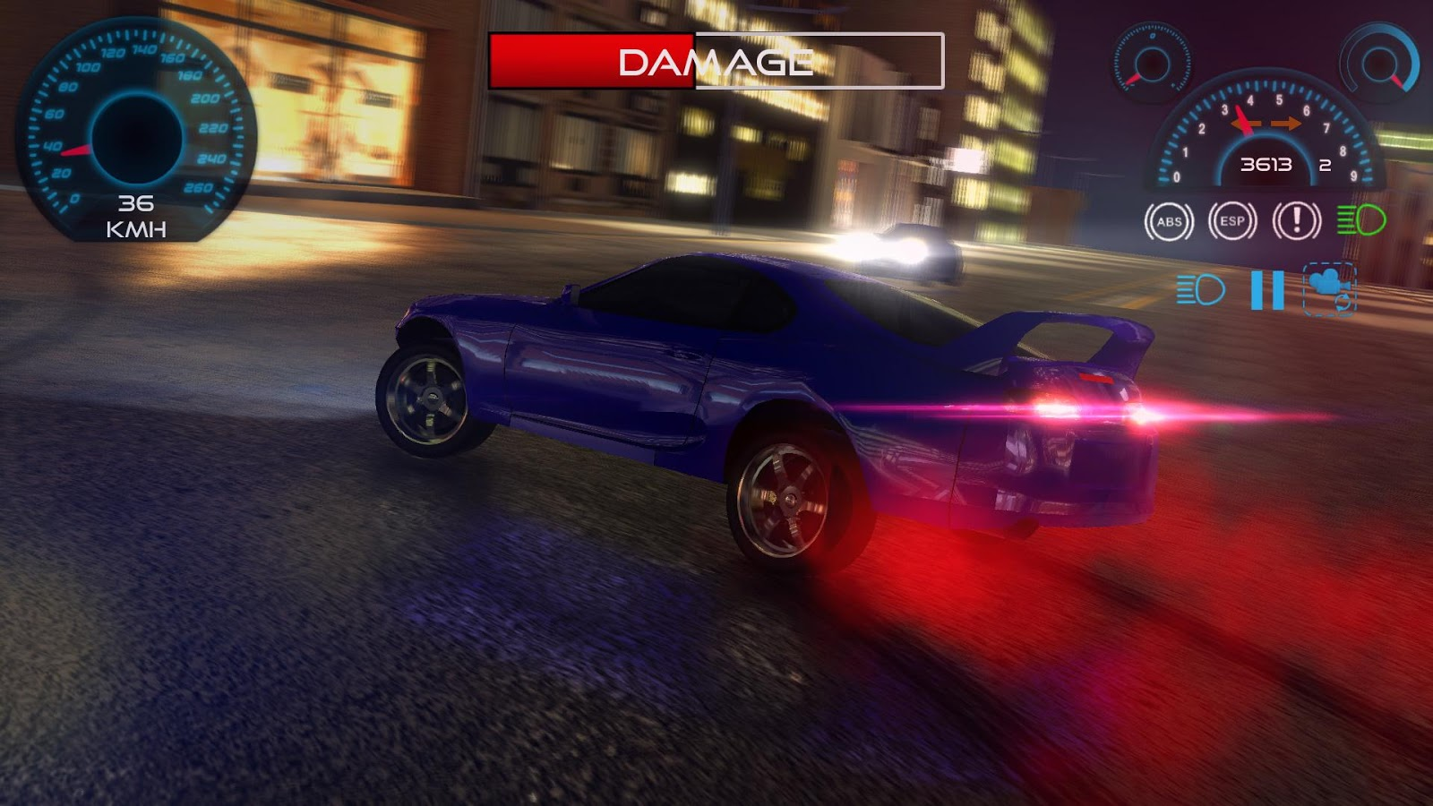 Super car city driving sim free games free online - City Car Driving Simulator Screenshot