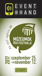 Múzeumok Őszi Fesztiválja EVENT@HAND - náhled