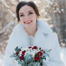 Wedding photographer Ilya Chepaykin (chepaykin). Photo of 27.12.2017