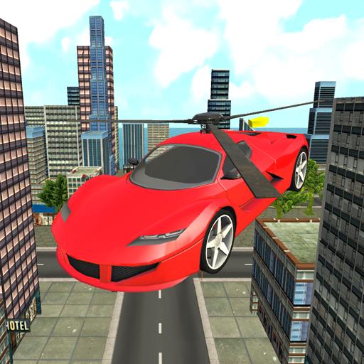 模擬App|ニューヨークの飛行ヘリコプターの車 LOGO-3C達人阿輝的APP
