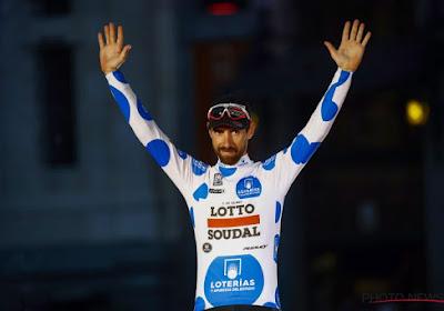 Leuk! Lotto-Soudal viert einde van de Vuelta op Belgische wijze