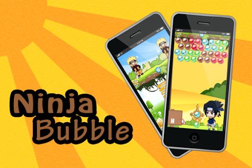 Ninja Bubble Saga