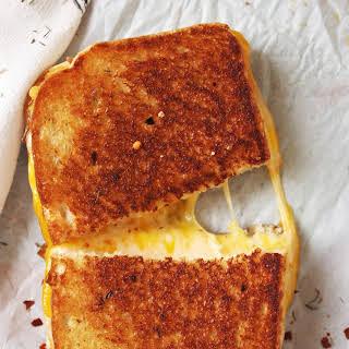 Fancy Schmancy Grilled Cheese.