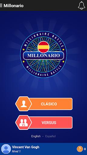Millionaire Spanish 1.0.0.20180724 screenshots 2