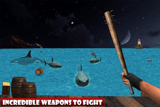 Raft Ocean Craft Survival: Shark Attack 1.0 screenshots 3