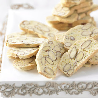 Almond-Lemon Biscotti