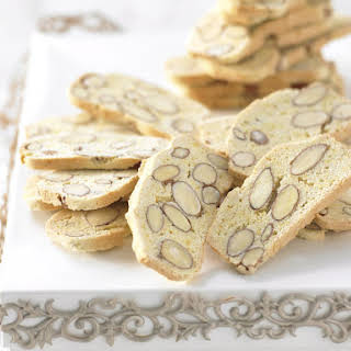Almond-Lemon Biscotti.