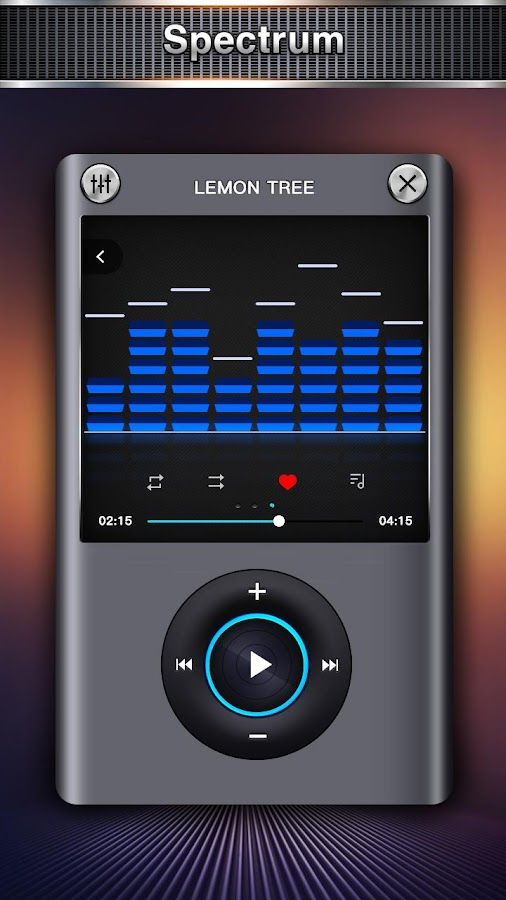 Pod Music Mp3 Player Equalizer Amp Bass Booster Android