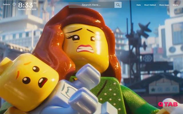 Ninjago Wallpapers HD Theme