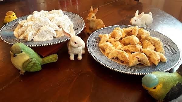 Crescent Moon Cookies Recipe