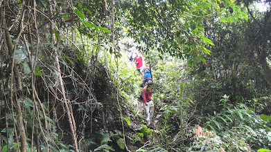 Photo: The Jungle trek-3 Days Nam Ha Jungle Camp in Luang Namtha, Laos