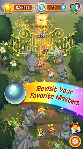 Peggle Blast  gameplay | by HackJr.Pw 4