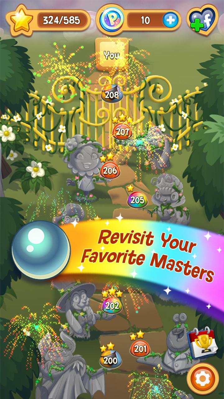 Peggle Blast screenshot #4