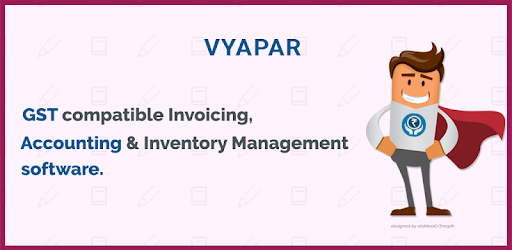 Vyapar- GST Invoicing Billing Accounting Inventory for PC