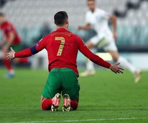 Ronaldo rappelé à l'ordre par l'un de ses coéquipiers