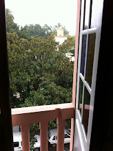 Photo: Rabat, from the hotel room to the local mosque