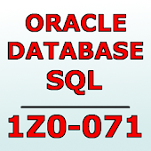 Oracle SQL Certification (1Z0-071) Flashcards Android APK Download Free By Roger Shealy