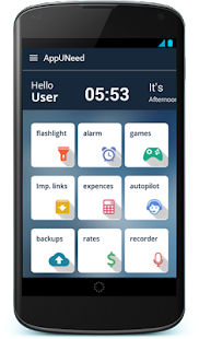 AppUNeed- screenshot thumbnail