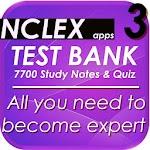 NCLEX Nursing Test Bank3 -Quiz 1.0 Apk