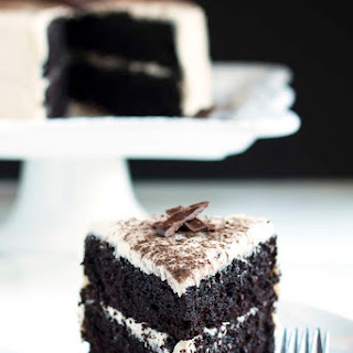 The Ultimate Dark Chocolate Cake Recipe