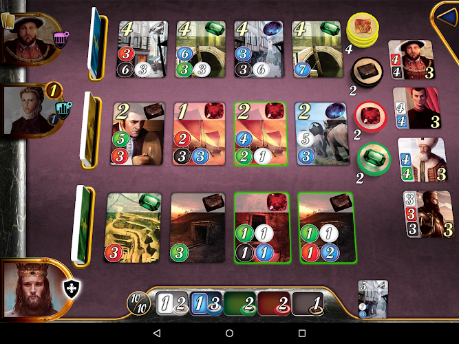 Splendor - screenshot