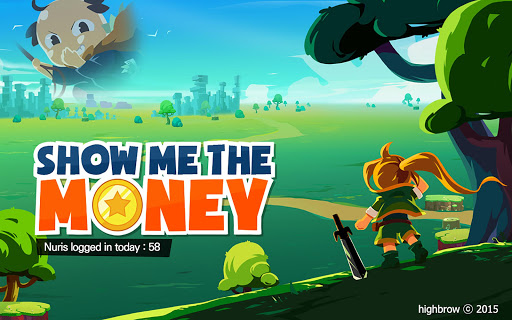 Show Me The Money screenshot 1
