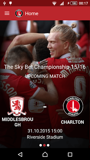 CAFC Official Club App