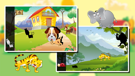 Baby Cartoon Jigsaw Puzzle- screenshot thumbnail
