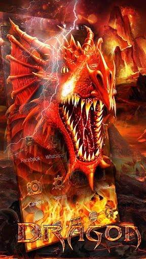 Download Fire Dragon Theme Wallpaper Free For Android Fire Dragon Theme Wallpaper Apk Download Steprimo Com