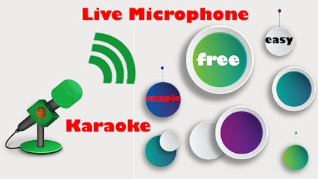 Live Microphone Karaoke Mic APK - Download APK Version 1 0