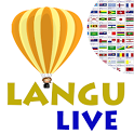 Langu Live Language Learning icon