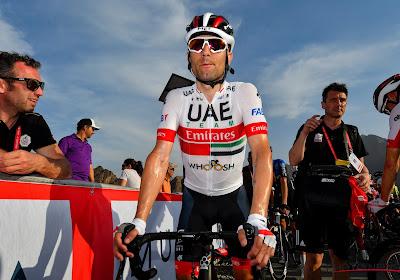 """Diego Ulissi staat voor moeilijke keuze: """"Als Italiaan wil ik de Giro rijden, maar ook de Waalse klassiekers wil ik niet missen"""""""