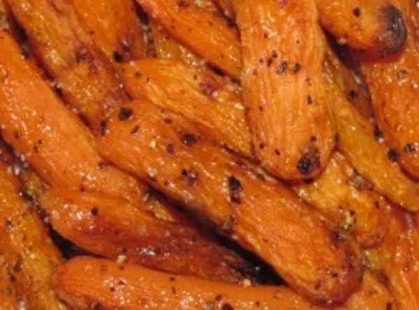 Honey Roasted Carrots Recipe
