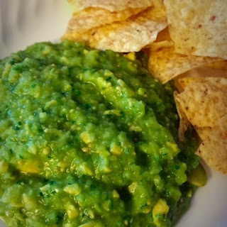 Tomatillo Avocado Salsa
