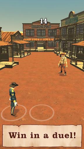 Code Triche Cowboy Standoff  APK MOD (Astuce) screenshots 1