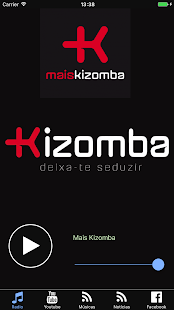 Mais Kizomba- screenshot thumbnail