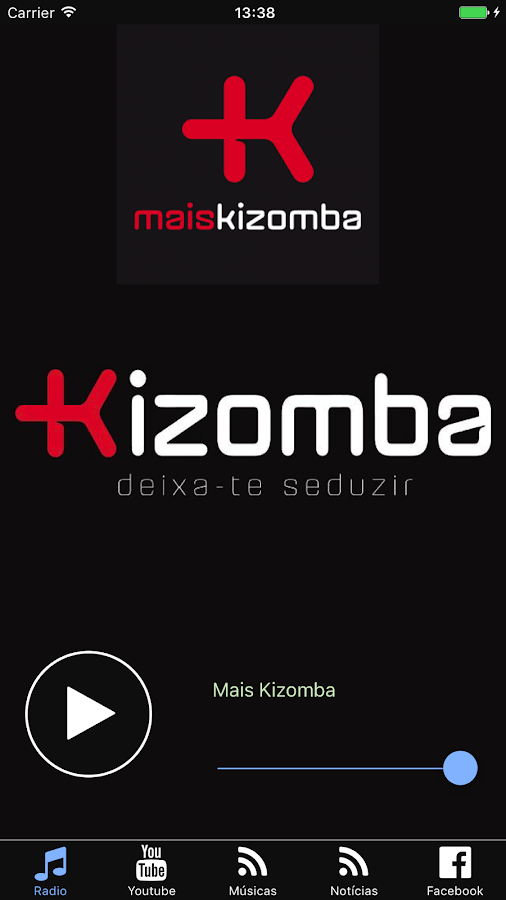 Mais Kizomba- screenshot