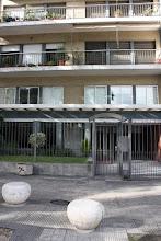 Photo: Marcas de la Memoria (21) Ex casa del general Líber Seregni, Bvar. Artigas 978. Seregni, detenido por la dictadura en 1973, fue liberado el 19/03/1984.