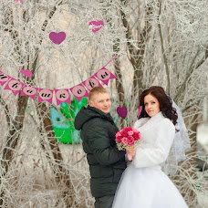 Wedding photographer Anna Rusakova (NysyaRus). Photo of 28.11.2015
