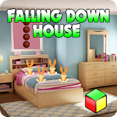 Room Escape Games - Falling Down House Escape