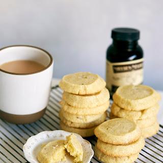 Double Vanilla SabléS Recipe